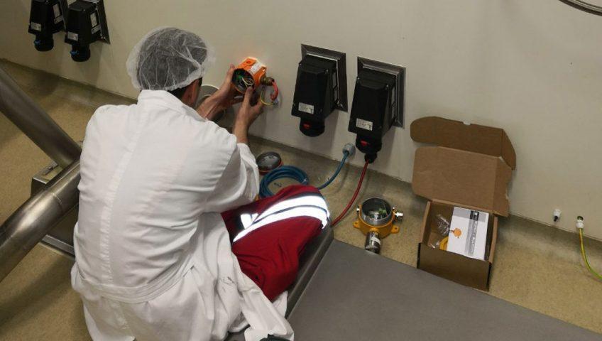 Puštanje sistema automatske detekcije alkoholnih isparenja Galenika
