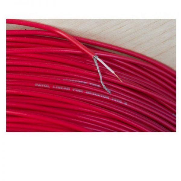 700-001 Crveni PVC omotač