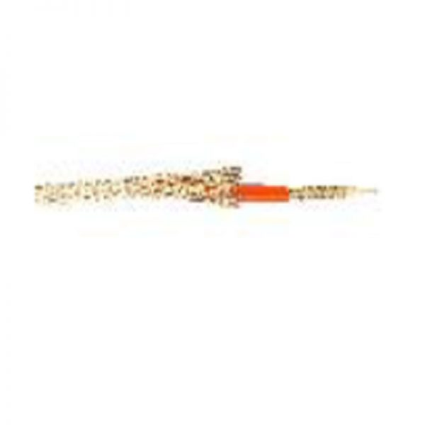 700-005 Crveni PVC omotač sa oklopom od nerđajućeg čelika