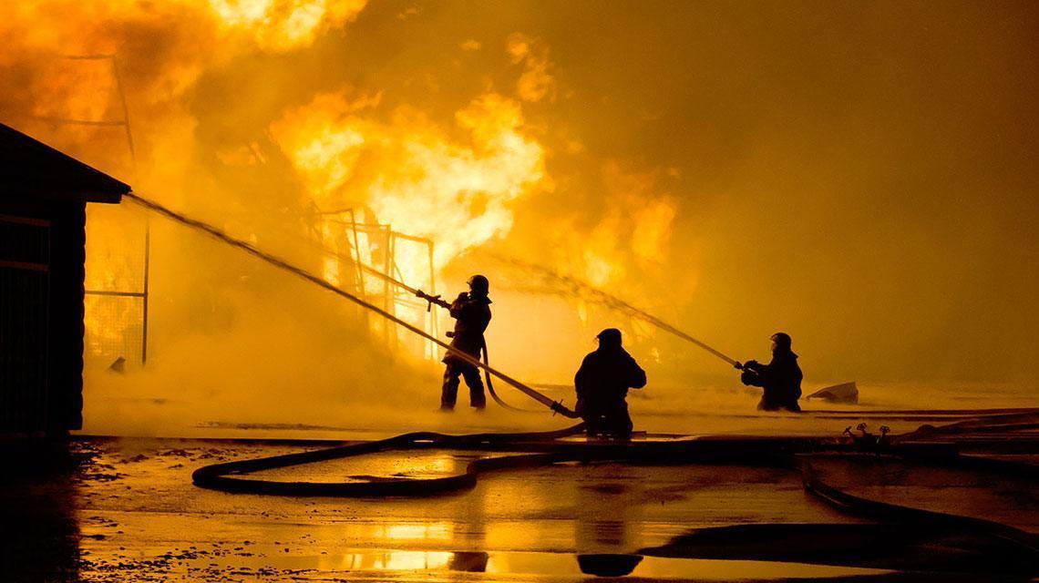 glavni projekat zaštite od požara