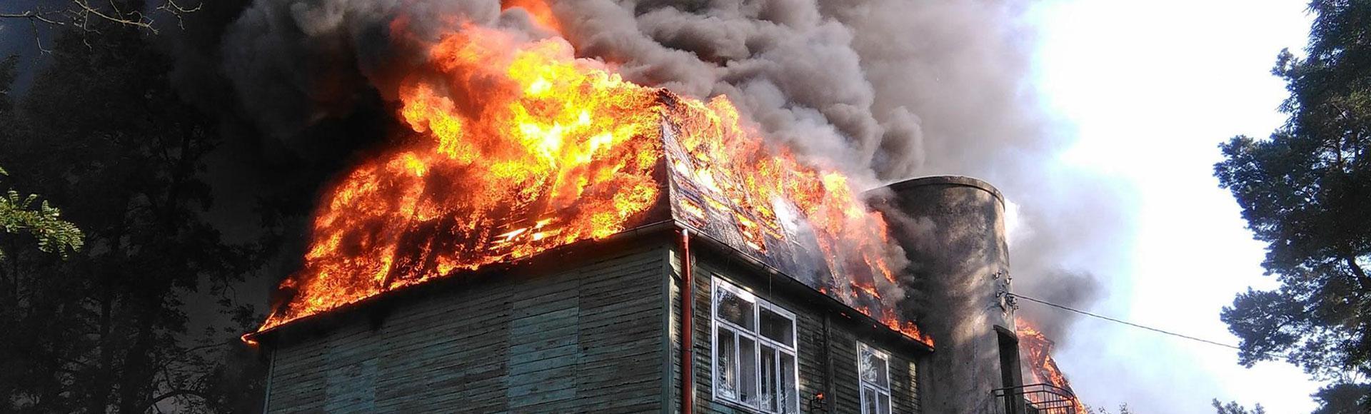 zaštita od požara stambenih zgrada